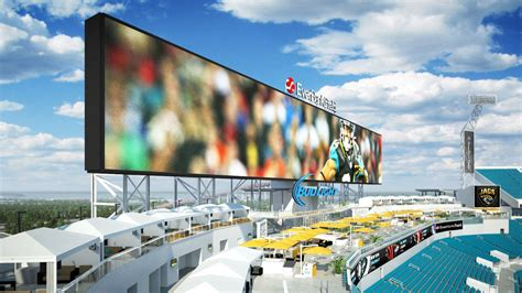 Jacksonville Jaguars to have poolside cabanas in stadium