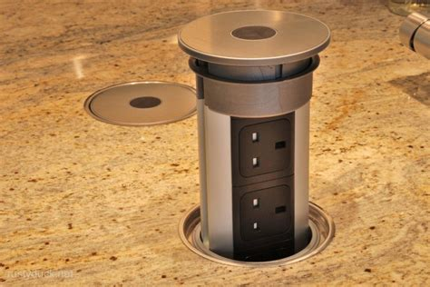 pop up outlet for kitchen island innstungur power sockets brynd 237 s j 243 nsd 243 ttir 9148