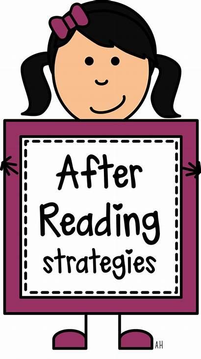 Reading Comprehension Strategies Clipart Preschool Activities Learn