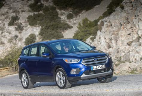 ford kuga review price specs release date