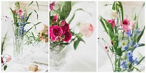 Tisch Blumen Hochzeit : hochzeit blumendeko tisch hochzeitsblog two wedding sisters ~ Orissabook.com Haus und Dekorationen