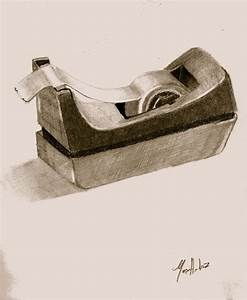Simple still life. | Intro to Drawing - Simple Object ...