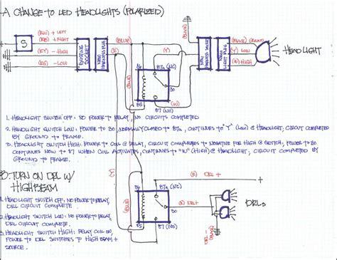 hzj75 headlight wiring diagram 30 wiring diagram images