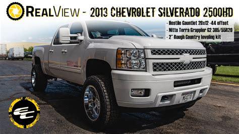 realview leveled  chevy silverado hd norcal mod