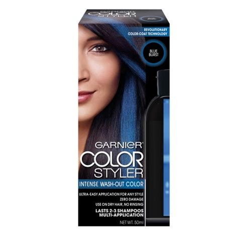 garnier wash out hair color garnier color styler wash out walgreens