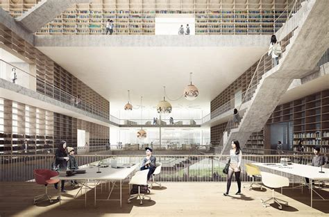SHL – Wenzhou-Kean University Centre & Library