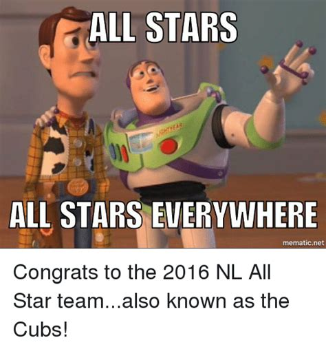 All Star Memes - all stars all stars everywhere mematic net congrats to the