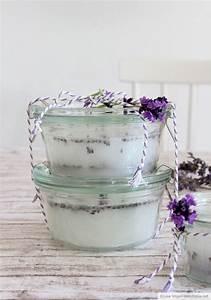 Lavendel Tee Selber Machen : diy anleitung duftkerzen mit lavendel selber gie en ~ Frokenaadalensverden.com Haus und Dekorationen