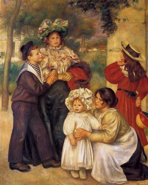 Filepierre Auguste Renoir La Famille D Artiste