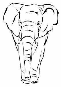African Elephant Clipart | Clipart Panda - Free Clipart Images