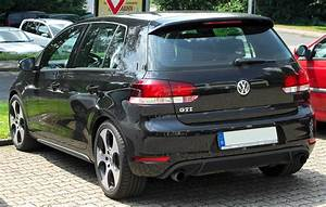 Volkswagen Golf Vi : file vw golf vi gti rear ~ Gottalentnigeria.com Avis de Voitures