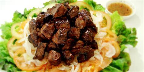 recette de cuisine au wok lok lak bœuf et sauce au citron azizen cuisine d 39 asie
