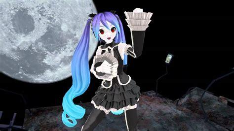 Mmd The Disappearance Hatsune Miku Youtube