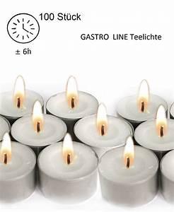 Teelichter Ohne Alu : 1200 teelichte gastro line teelichter in box 6h brenndauer ~ A.2002-acura-tl-radio.info Haus und Dekorationen