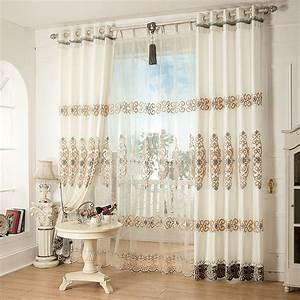 Elegant contemporary living room curtains for Elegant living room curtains