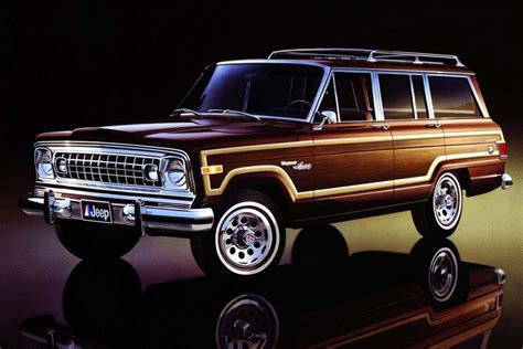 Jeep Announces Grand Wagoneer
