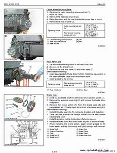 Kubota M96s  M108s Tractors Pdf Workshop Manual