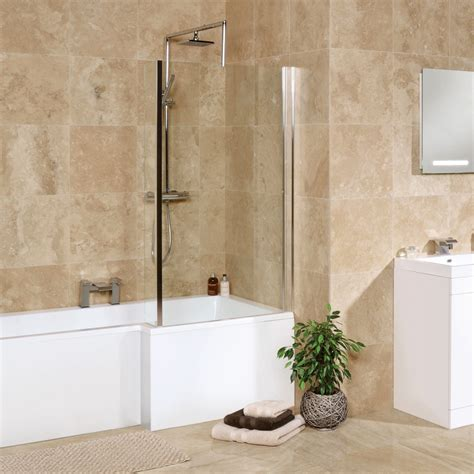 premium classic beige square honed filled travertine