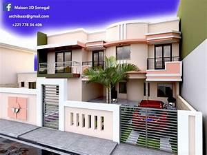 Maison 3d Dakar Senegal In 2020