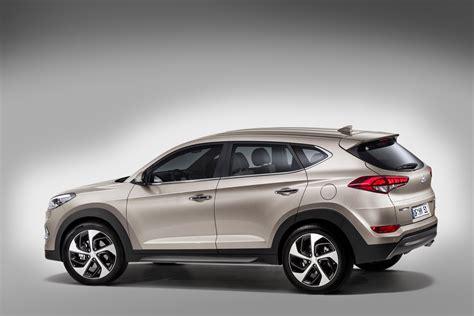Hyundai Tucson by Hyundai Tucson Gets New Diesel Engine