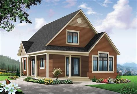 narrow lot house plans small unique home floorplans  thd