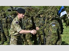 Harry thanks Estonia troops for Afghanistan service ITV News