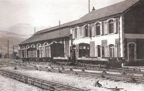 la desserte ferroviaire de l usine de chedde pendant la grande guerre et les locotracteurs