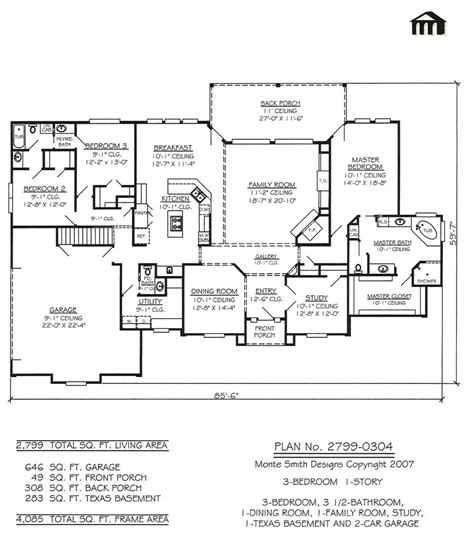 one story house plans with basement more shed plans no floor money source