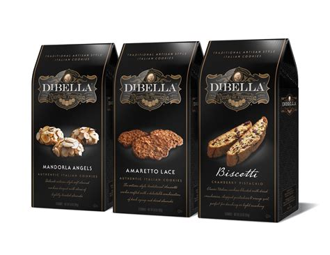 premium cuisines dibella baking company on packaging of the