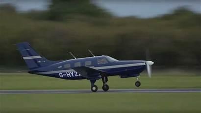 Hydrogen Flight Electric Zeroavia Passenger Powered Aircraft