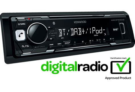 digital radio auto dab digital car radio kmm bt502dab specifications kenwood uk