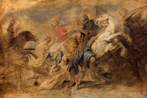 lion hunt pieter paul rubens hermitage museum