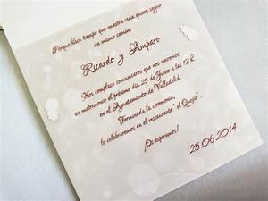 Invitación de Boda 32801