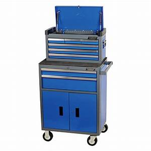 Kincrome Chest & Trolley Combo 8 Drawer 'K7628' Tool