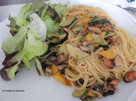 recettes de cuisine au wok recettes de fruits de mer de la cuisine en de maryline