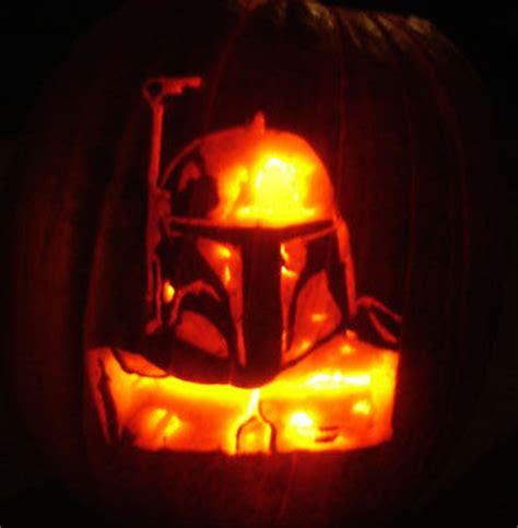 creative  inspired pumpkin carvings