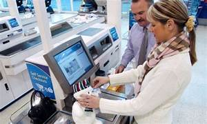 T Online Service Shopping : self service checkouts could soon identify people who don 39 t pay for their shopping daily mail ~ Eleganceandgraceweddings.com Haus und Dekorationen
