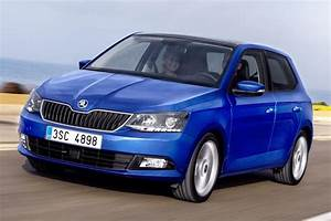 2015 Skoda Fabia Estate Review What Car