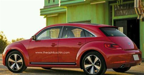 4 Door Volkswagen by Volkswagen Beetle 5 Door
