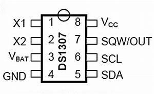 ic37 ic ds 1307 realtime With ds1307 datasheet