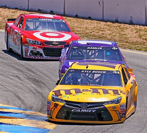 Bump-drafting Back To Nascar In 2010