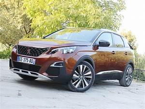 3008 Business Allure : fiche technique peugeot 3008 ii 1 6 bluehdi 120 s s allure business eat6 2016 la centrale ~ Gottalentnigeria.com Avis de Voitures