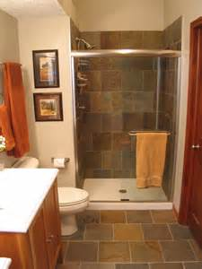 Small Bathroom Stand Up Shower Tile Ideas