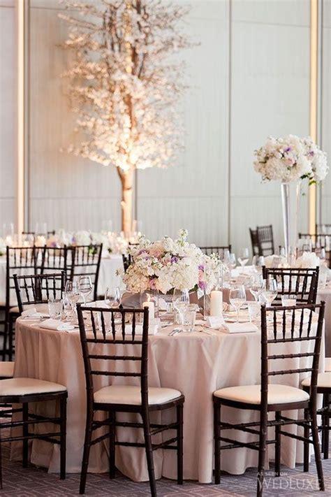 chic blush  black wedding color theme ideas crazyforus