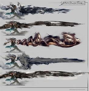 InFAMOUS Second Son Concept Art by Levi Hopkins   Concept ...