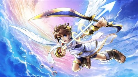 Quest 11 Wallpaper Iphone by Kid Icarus Uprising Review On The Wings Of Polygon
