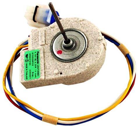 ge wr60x10185 evaporator fan motor dc for refrigerator ge wr60x10185 refrigerator freezer dc evaporator fan motor