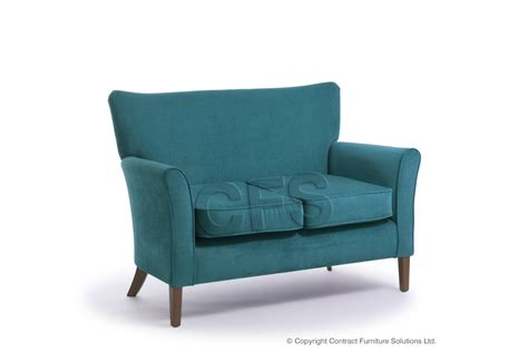 Two Seater Settee by Contract Furniture Solutions Ritz 2 Seater Settee