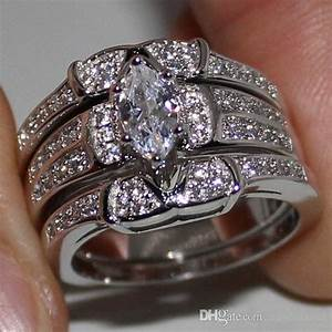 Womens size 11 diamond rings wedding promise diamond for Ladies diamond wedding ring sets