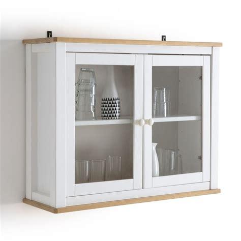 la redoute meubles cuisine étagère vitrine pin massif alvina la redoute interieurs